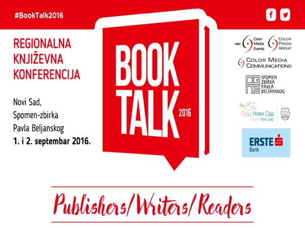Završena druga regionalna konferencija #BookTalk2016.
