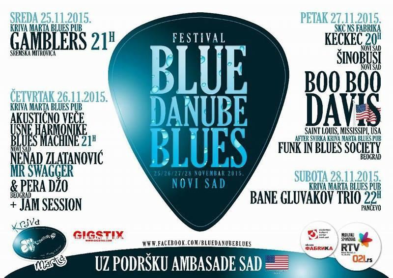 blue danube blues festival