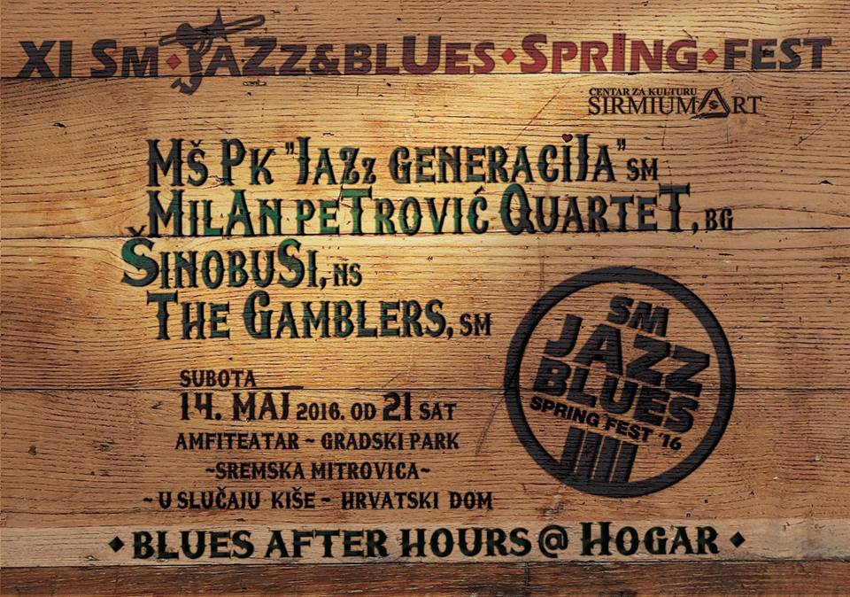 SM Jazz & Blues Festival