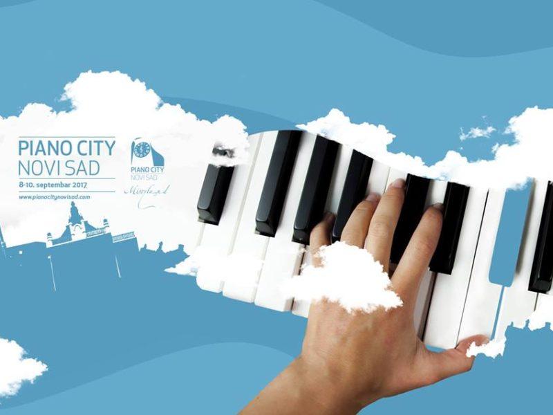 Piano City Novi Sad